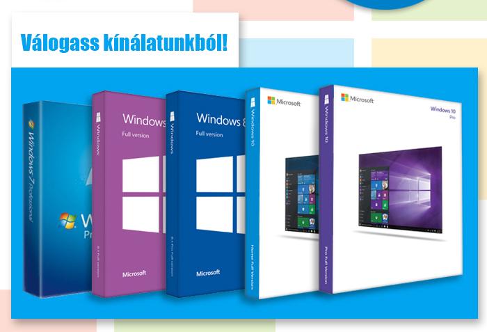 Minden ami Microsoft, készletről!